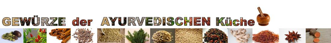 Ernährung nach Ayurveda eine Übersicht der Gewürze der Ayurvedischen Küche